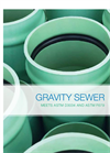 Gravity Sewer Pipe Brochure