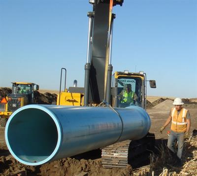 Big Blue - Model C905 - Large-Diameter Pipe