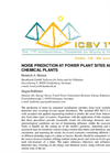 Noise Prediction at Power Plant Sites and at Chemical Plants Brochure