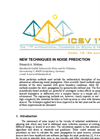 New Techniques in Noise Prediction Brochure