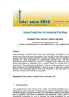 Noise Prediction for Industrial Facilities Brochure