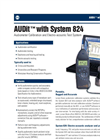Audiometric Calibration Systems & AUDit Software Brochure