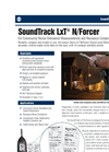 SoundTrack LxT N/Forcer Sound Level Meters Brochure