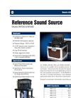Models REF500 & REF600 Reference Sound Source Brochure