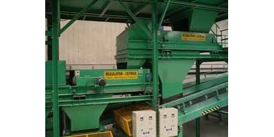 Model R-SLB - Cans & Briks Sorting Equipment