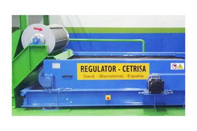 Regulator Cetrisa - Model R-SPM-E - Eddy Current Separator Eccentric