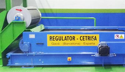 Model R-SPM-E - Eddy Current Separator Eccentric