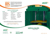 ACM - VERTICAL BALERS - Brochure