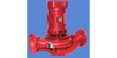 Model Series 4380 - Close Coupled Vertical In-Line Pump