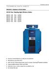 Buderus - Model GE 515 - Floor Standing High Efficiency Boiler - Datasheet