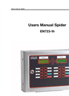 Users Manual Spider (PDF 0.98 MB)