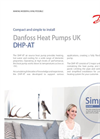 Danfoss - Model DHP-AT - Air Source Heat Pump - Brochure