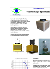 ECPT Top - - Discharge Evaporative Cooler Brochure