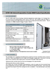 Model ECT5400 - Internal Evaporative Cooler Brochure
