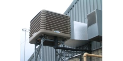 ECPS  - Side Discharge Evaporative Cooler