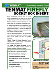 Fire Rated Switch Box Insert – Brochure