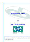 Weightron in Action with Cory Environmental – Brochure