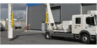 Smiths Detection - Model HCVM e35 Series - Cargo and Vehicle Inspection Systems