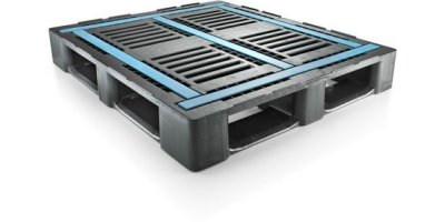 Model CR - Heavy Duty Plastic Pallet