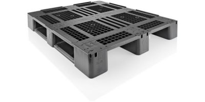 Model D - Lightweight Plastic Pallet