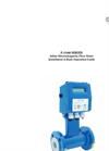 F-3100 Series Inline Electromagnetic Flow Meter Manual