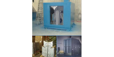 Acoustic Enclosures, Panels and Plenums
