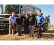 Bayer innovations help secure world record barley harvest