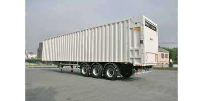 Legras - Model FMA - Semi Trailer for Transportation of Household, Trade and Industrial Waste