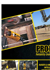 Pro-Dig  - Auger & Anchor Drives Intelli-Tork Foundation Tools - Catalog