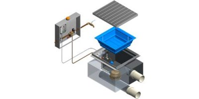 Fox Valves - Washdown Diversion System