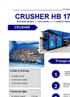 HB 172 Shredder Brochure