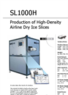 IceTech - Model SL1000H - High-Density Airline Dry Ice Slice Datasheet
