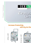 IceTech - Heavy Duty Dry Ice Blasting Machine - Brochure