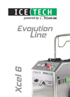 IceTech - Model XCEL 6 - Duty Dry Ice Blasting Machine - Brochure