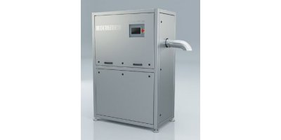 IceMaker - Model PR120H - Dry Ice Pellets