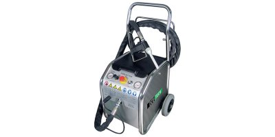 IceBlast - Model KG6 - Dry Ice Blasting Machine