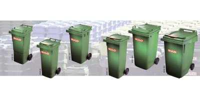 SULO - Model MGB Series - 2-Wheeled Container Systems