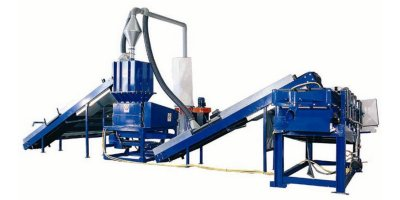 Model MC 300 - Electric Cables Recycling Plants