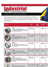 Centrifugal Fans and Blowers Flier- Brochure