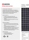 Model KU315-7ZPA - Photovoltaic Modules Systems Brochure