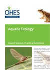 Aquatic Ecology Monitoring Services - Brochure