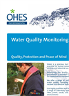 Water Quality Monitoring Services - Brochure