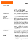 Floatation Flocculent For Raw Sugar Refinery Avifloc S 5580 Brochure
