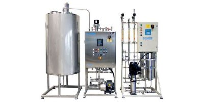 Mar Cor - Model 4400 HX - Hot Water Disinfection Reverse Osmosis System