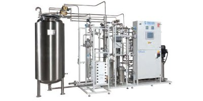 VPure - Model 4400H - USP Purified Water System With Hot Water Sanitization