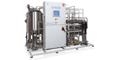 BioPure - Model LSX - High Efficiency USP High Purity Water System