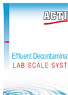 Actini - Small-Scale Effluent Decontamination System for Labs Datasheet