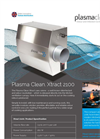 Plasma Clean - Model 2100 - Ozone Injection Unit - Brochure