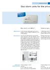 Model GS 4.1 - Gas Alarm Unit Brochure