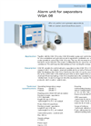 Alarm Unit for Separators WGA 06 Brochure